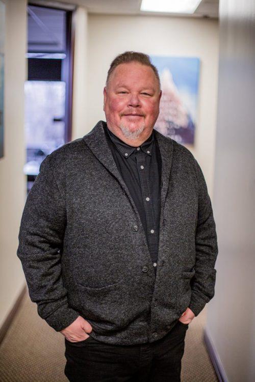 Mobility Prosthetics Director of Patient Services Jeff VanWagoner